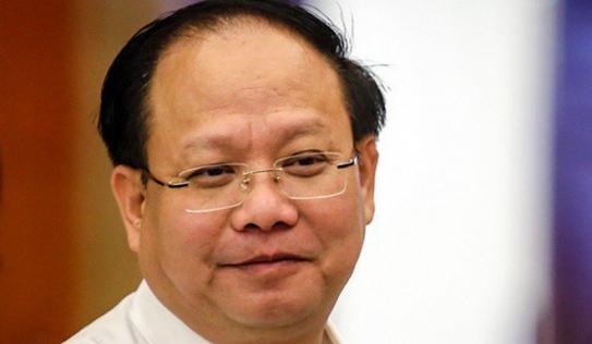 Đề nghị Bộ Chính trị kỷ luật Phó bí thư thường trực Thành Ủy TP HCM Tất Thành Cang