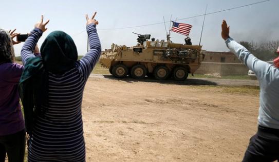 Lầu Năm Góc chính thức ký lệnh rút quân Mỹ khỏi Syria?