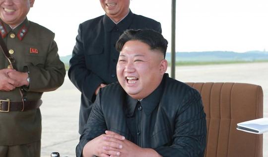 HOT: Phát hiện căn cứ 'tên lửa bí mật' của Triều Tiên