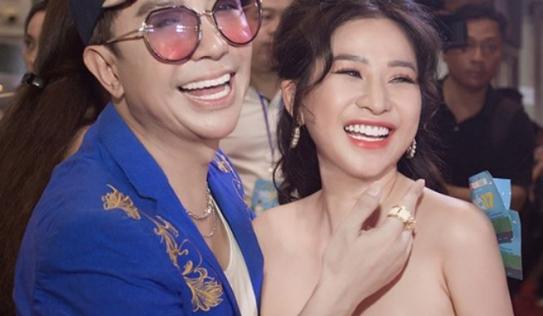 Bắt gặp Long Nhật thân mật bên vợ cũ Hồ Quang Hiếu