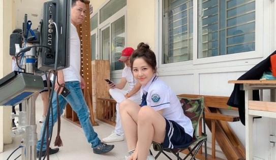 Phản ứng của hot girl Trâm Anh khi bị cắt vai diễn vì nghi án clip nóng