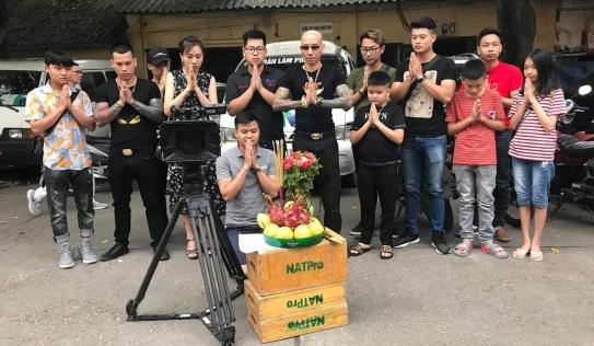 Cu Thóc bất ngờ xuất hiện trong MV 'Người trong giang hồ' của Phú Lê