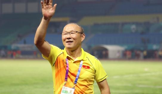 HLV Park Hang-seo nhận tin vui từ Hàn Quốc trước thềm King's Cup 2019
