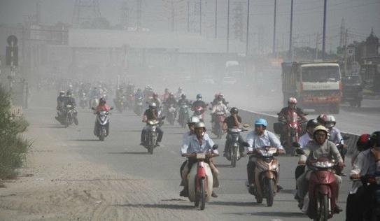 Bộ TN-MT chính thức công bố 6 nguyên nhân gây ra ô nhiễm không khí