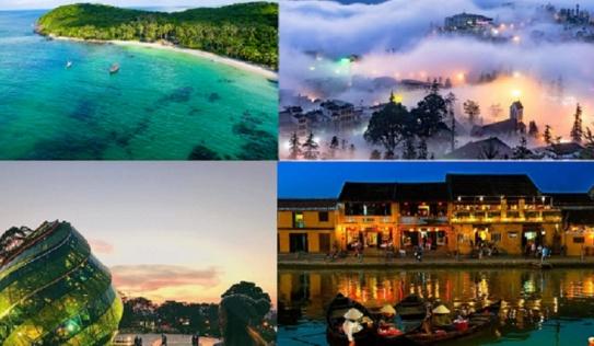5 địa điểm du lịch Tết Nguyên đán Tân Sửu 2021 lý tưởng nhất