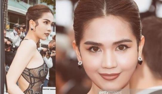 Ngọc Trinh bị chê tơi tả sau khi xuất hiện tại thảm đỏ Cannes
