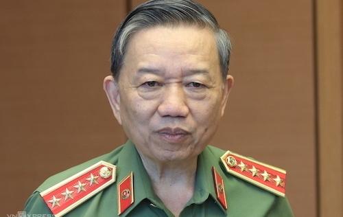Bộ trưởng Tô Lâm nói gì về đường dây sản xuất xăng giả của đại gia Trịnh Sướng?