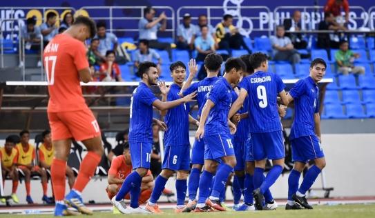 Thái Lan nhận cay đắng sau 3 lần bị 'tiễn về nước' ở SEA Games