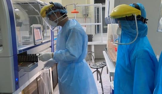 Bộ Công an: CDC Hà Nội nâng giá máy xét nghiệm Covid-19 từ 2,3 tỷ lên 7 tỷ đồng
