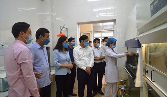 Được DN bớt 2,7 tỷ, Sở Y tế Quảng Nam vẫn đòi trả lại máy xét nghiệm Covid-19