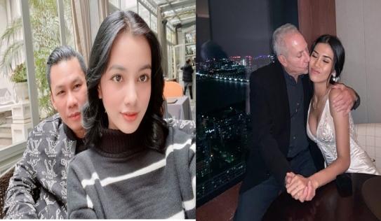 Cẩm Đan yêu ông chú hơn 27 tuổi đã là gì, gái Việt 26 tuổi đính hôn với tỷ phú 72 tuổi còn gây sốt báo Trung
