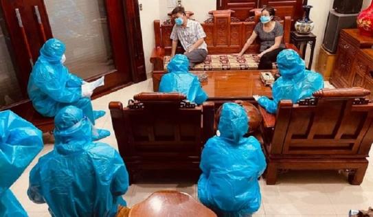 Hải Dương: Y sĩ về hưu bị phạt gần 60 triệu vì điều trị ho, sốt cho 2 F0