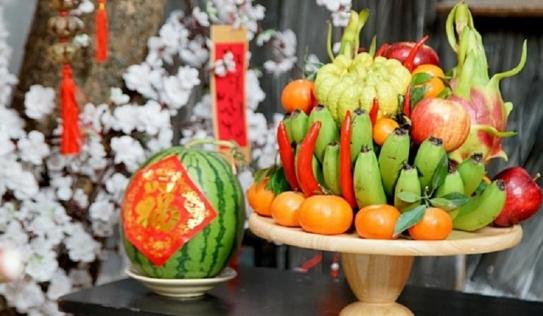 Rằm tháng Giêng - Tết Nguyên Tiêu có cúng hoa quả được không?