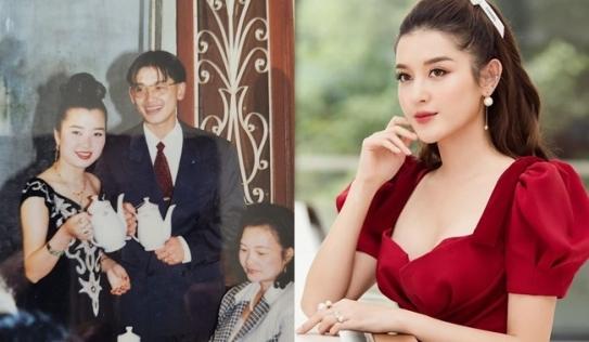 Nàng hậu báo Trung tung hô 'Đệ nhất mỹ nhân Việt' được mẹ khuyên đừng lấy chồng sớm