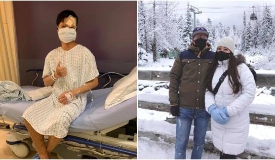Cuộc sống đớn đau về thể xác lẫn tinh thần của nam Việt kiều Canada bị tạt axit, cắt gân chân cách đây 2 năm
