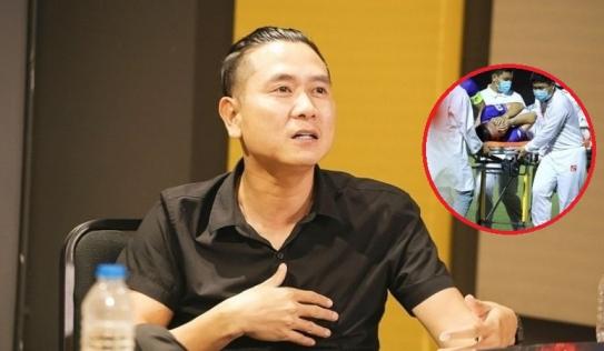 Nhạc sĩ Hồ Hoài Anh nhìn bóng đá Việt Nam với con mắt tiêu cực sau chấn thương của Hùng Dũng