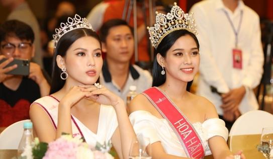Đỗ Thị Hà gửi lời tâm sự đầy tình cảm đến Ngọc Thảo sau thành tích top 20 Miss Grand 2020