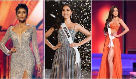 H'Hen Niê bỗng gọi tên cả Hoàng Thùy sau kết quả chung cuộc tại Miss Universe 2020 của Khánh Vân