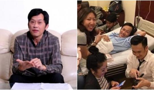 Thực hư hình ảnh nghệ sĩ tụ tập, không đeo khẩu trang thăm Hoài Linh giữa thời điểm dịch bệnh