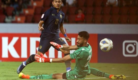 Thần đồng Thái Lan từng vượt mặt Văn Hậu đi vào lịch sử VCK U23 châu Á