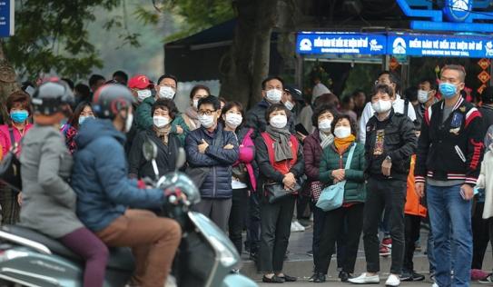 Từ 16/3, người dân bắt buộc phải đeo khẩu trang tại nơi công cộng