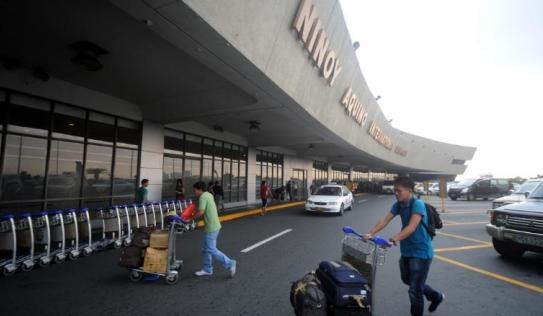 Phát hiện xác trẻ em trong nhà vệ sinh sân bay Philipines