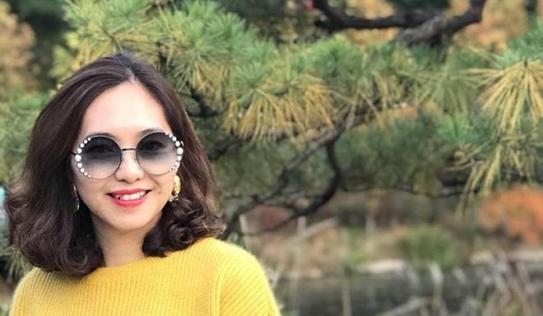 Nhan sắc 'cô gái thời tiết' VTV sau khi lấy chồng đại gia, sinh 4 con
