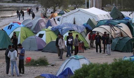 Ổ dịch Covid-19 tại trại tị nạn 2.000 người ở Hy Lạp