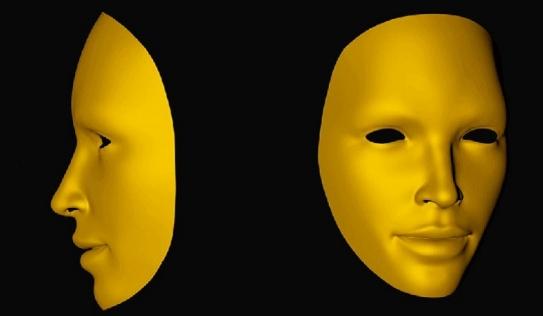 Chiếc mặt nạ giúp chẩn đoán bạn là người thường, thiên tài hay bị tâm thần phân liệt