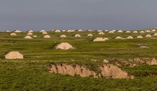 Bên trong 'boongke tận thế', nơi trú ẩn dành cho những người giàu nhất thế giới