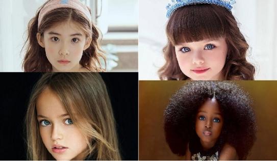 10 em bé đẹp nhất thế giới khiến dân tình 'xỉu up xỉu down'