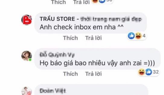 Bắt 'inbox lấy giá', khách phản dame dạy cho chủ shop online bài học