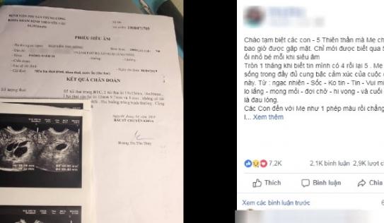 Xót lòng trước tâm thư của người mẹ ở Quảng Ninh mất cùng lúc 5 con trong bụng