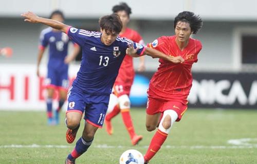 Công Phượng nhận 'chiến thư' từ ngôi sao U23 Nhật Bản