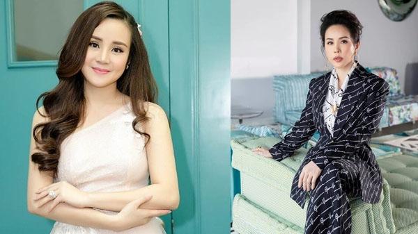 Phản ứng bất ngờ của Hoa hậu Thu Hoài khi bị Vy Oanh 'điểm mặt chỉ tên' 5