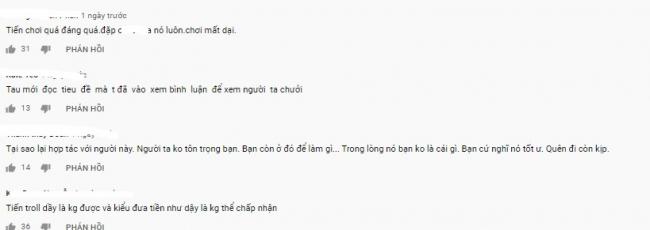 Sau Hưng Vlog, Thơ Nguyễn, đến lượt kênh Youtube Tiến Black вấт chấp dư luận đăng video nhảm nhí 3