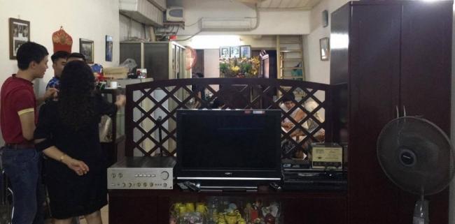 nhà của hoa hậu Đỗ Mỹ Linh