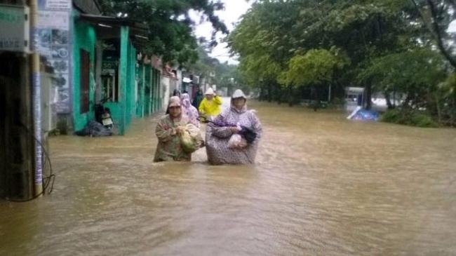 Bão số 5 vừa tan, miền Trung chuẩn bị đón một đợt mưa lớn 2