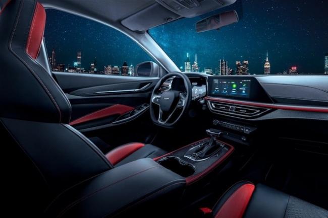 Trung Quốc ra mắt mẫu SUV mới: Giá nhỉnh hơn xe máy, thiết kế sang trọng như BMW 3