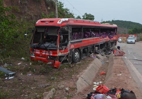 Tai nạn thảm khốc ở Quảng Ninh: Hé lộ nguyên nhân ban đầu
