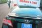Vụ tài xế xe biển xanh bỏ trốn sau khi gây tai nạn: Xe dùng biển số giả