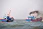 Tàu cá ngư dân Bình Định nghi bị cướp biển tấn công