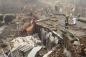 Video: Khoảnh khắc cần cẩu đổ sập, nghiền nát 20 ngôi nhà