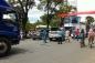 Đang điều tra vụ 4 ô tô tông vào nhau liên hoàn