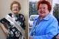 Bí quyết giảm 50kg của cụ bà 92 tuổi