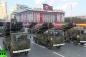 Video: Xe tăng, tên lửa Triều Tiên rầm rộ diễu hành trong lễ duyệt binh