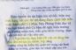 Sự thật về công văn cảnh báo bắt cóc trẻ em ở Cà Mau
