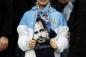 Hình ảnh Pep Guardiola xuất hiện trước trận Man City thua thảm Leicester