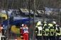 Video: Hiện trường tàu hỏa đâm nhau kinh hoàng tại Đức