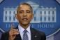 Phóng viên Nga liên tục ngắt lời Obama trong họp báo